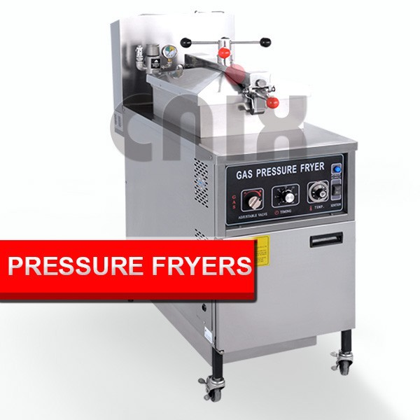 kfc equipment gas chicken pressure fryer/used henny penny pressure fryer