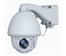 Intelligent Good quality mini surveillance camera wireless outdoor IR autotracking ptz camera