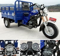 Used 3 wheel motorcycles 150cc farming cargo tricycle for sale