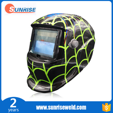 Customized art auto-darkening welding helmet with cheapest price