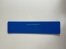 High quality lowest price antistatic custom pattern 2mm 3mm 4mm 5mm blue pvc conveyor belt