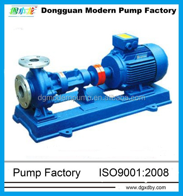RY series thermal oil circulation pump