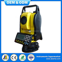 High precision Total station ,Reflectorless 200m/250m