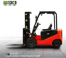 EP J 1.5-3.5t CPD15J Electric Forklift Heavy Equipment