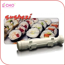 ECHOLUX Sushezi Sushi Made Easy; Make Sushi At Home; Includes Tube Plunger And Endcap