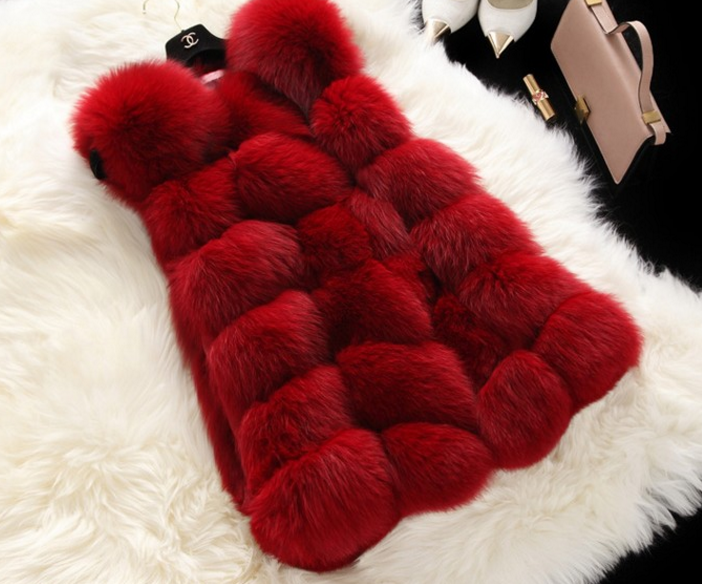 2016 latest waistcoat designs for men / cool real fur mens gilet / real mink fur vest