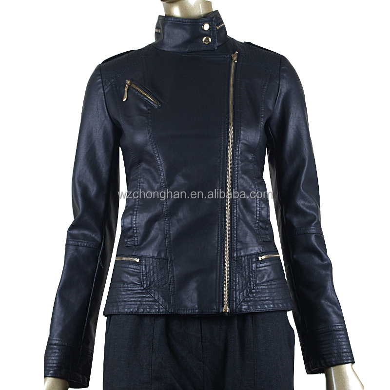 designs leather jackets for women