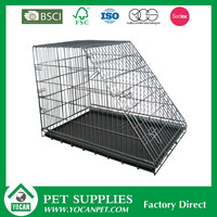 pet accessories wholesale china metal dog kennel design