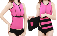 Retail newstylish women Neoprene slimming sauna vest&weighted tank top