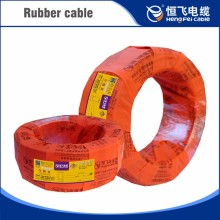 Silicone Rubber Insulated Flexible Cable Wire
