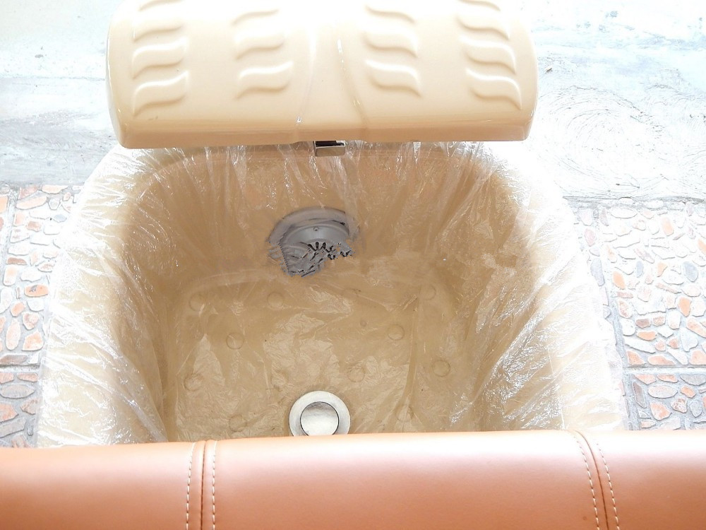 Factory wholesales cheapest SPA liner for pedicure chair