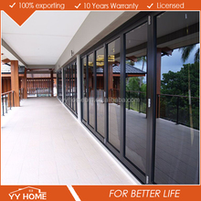 safety reinforced glass window office partition double glazed windows