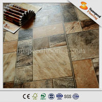 12mm wengue AC4 waxing parquet wood laminate flooring for badroon kitchen