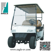 cheap mini 2 person electric golf carts