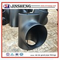 tee carbon steel pipe fittings elbow tee reducer tee
