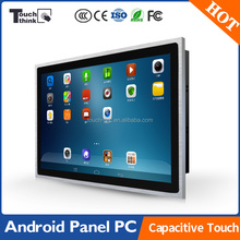 10 Inch Fanless All in One Industrial Touch PC with Android System