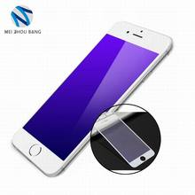 3D scratch-resistant tempered glass screen protector for iPhone 7 8 film