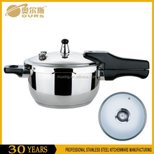 Durable Classic Commercial Stainless Steel Pressure Cooker