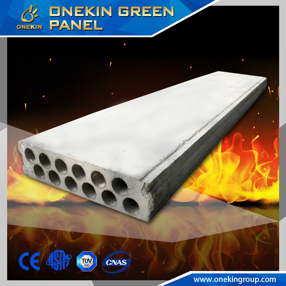 Commercial building partition fireproof grade A easy and fast installation hardboard wall panel