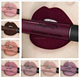 2018 Newest Wholesale private label cosmetic liquid matte waterproof lipstick