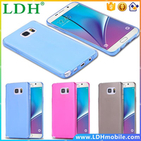 Note 5! 0.3mm Ultra Thin Soft TPU Back Case for Samsung Galaxy Note 5 N920 Transparent Light Crystal Clear Candy Cellphone Cover