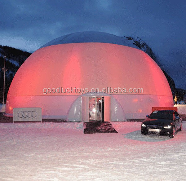 Durable Dome Inflatable Outdoor Party Tent /inflatable photo booth/photo booth