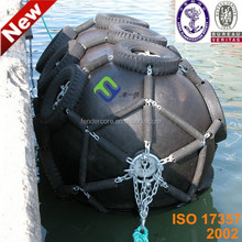 Boat rubber bumper / floating ship fender / inflatable rubber balloon