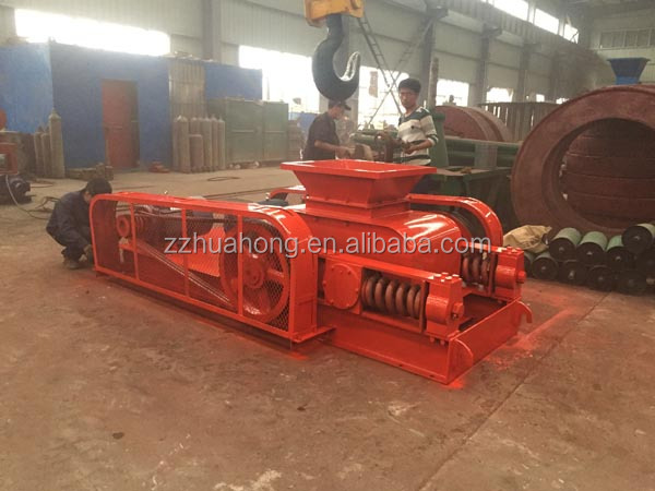 Low hardness <strong>coal</strong> and limestone double teeth roller crusher price for sale