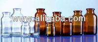 GLASS VIALS AND INFUSION BOTTLES