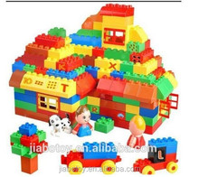 intellgence Education wooden building block toy for kids
