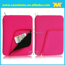 anti-shock and waterproof neoprene laptop sleeve
