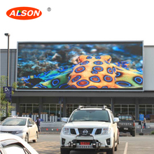 High Definition P10 Full Color Outdoor LED Display Screen