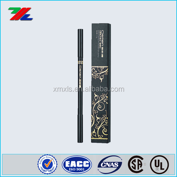 cosmetic pencil packaging box with your logo