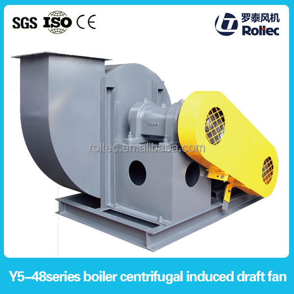 Cast iron case Y5-48 air cooler fan, hot air blower for drying, wood dust extraction