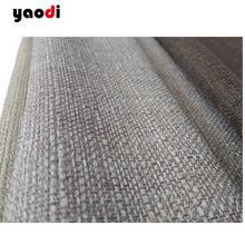 IFR jute linen fabric for sofa,cushion&curtain passed standard NFPA701,BS5820