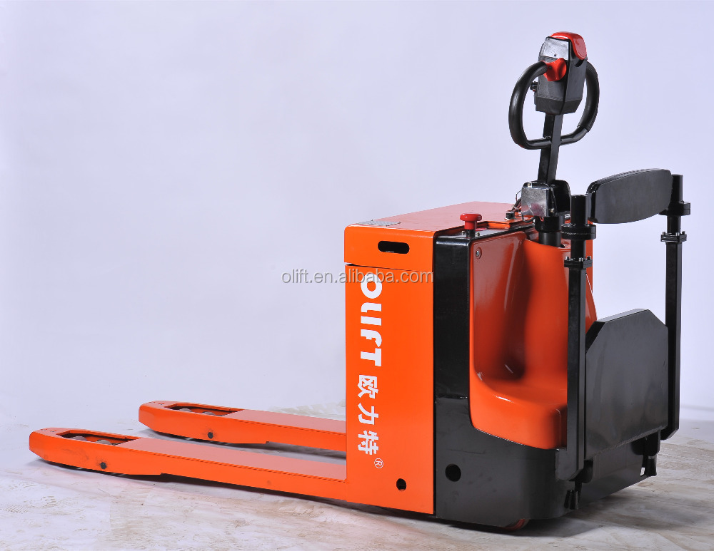 good service electric pallet truck hs code with CE certificate