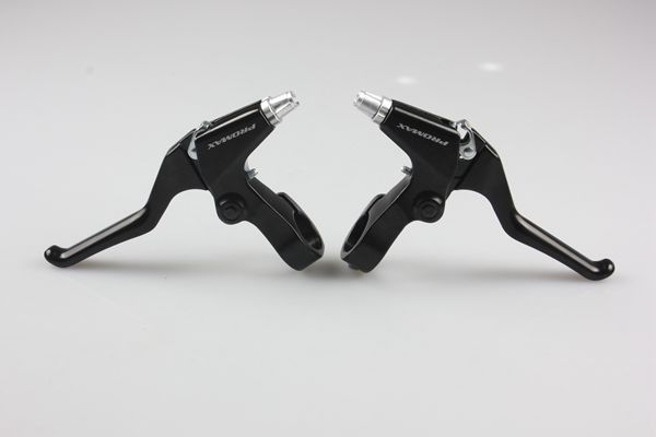 Promax High Quality Bicycle Parts 2-Finger Alloy MTB hand Brake Lever