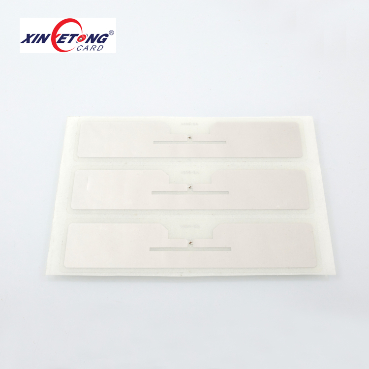 Shenzhen Factory ISO18000 512bit RFID Tag UHF Sticker Inlay