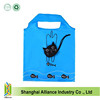 Factory Price OEM Good Quality Dog Shape Folding Shopping Bag,190T Polyester Folding Shopping Bag FH035