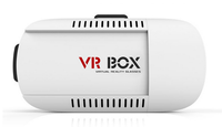 "3D glasses in stock, 2015 VR BOX 3D Glasses for 3D Movies And Games Support 4.7"" - 6.0"" Phone"