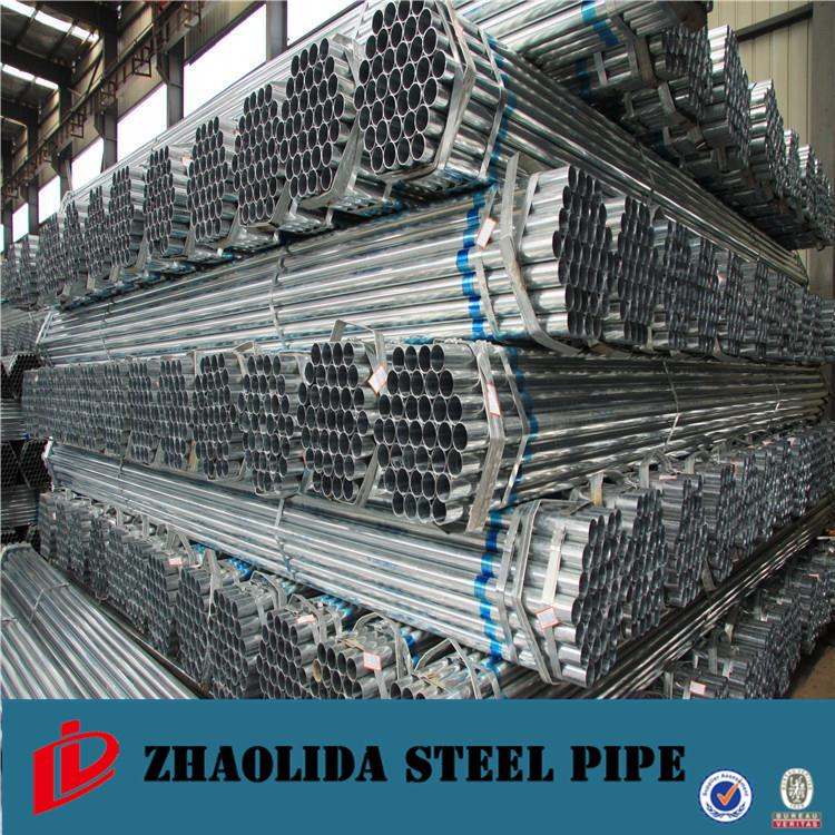 hot sale galvanized pipes ! galvanized scaffolding steel pipes gi pipe jindal