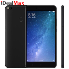 Global Version Xiaomi Mi Max 2 Smart Phone 6.44 inch Snapdragon 625 Octa Core 4GB+64GB 5300mAh 12.0MP Fingerprint ID 4G