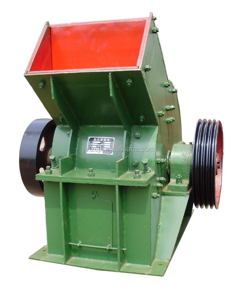 China Low Input High Yield Mini Concrete Crusher With ISO Certificate