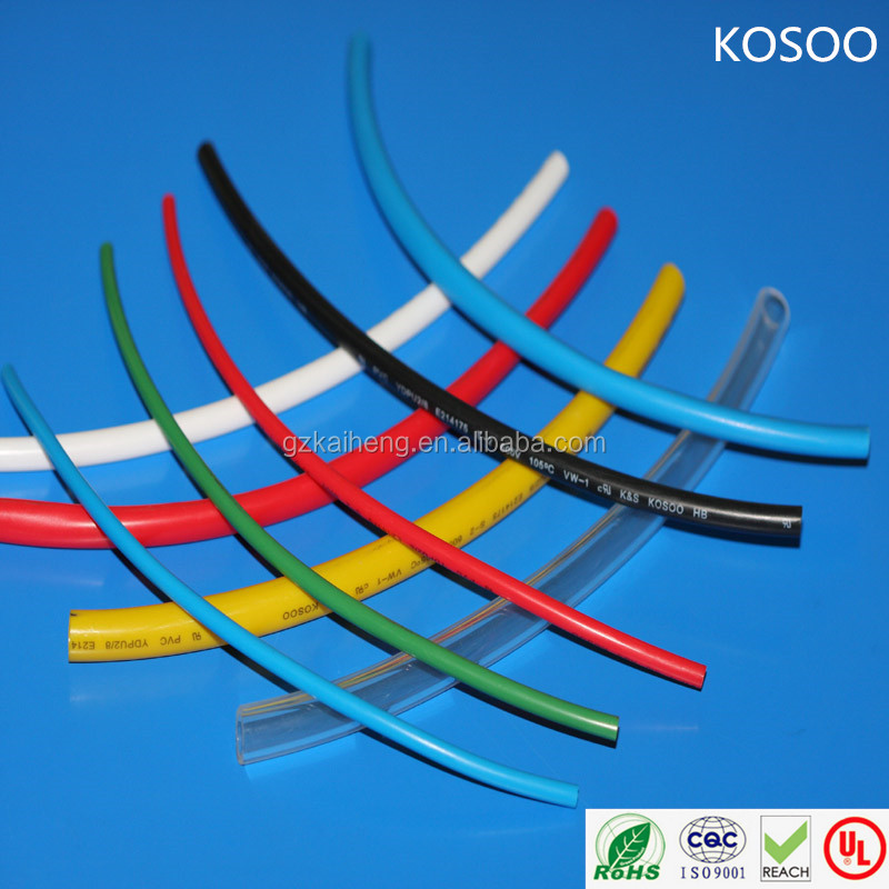 PVC Material and Insulation Sleeving Type PVC Insulating Sleeves for sale