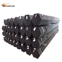 New products hot tube 888 black round steel pipe for structure