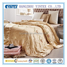 Luxury Mulberry Silk Blanket for home Mulberry Silk Velet Blanket For Adults