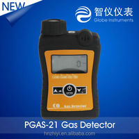 PGas-21 handheld one gas detector for O2,LPG,H2S,CO,SO2