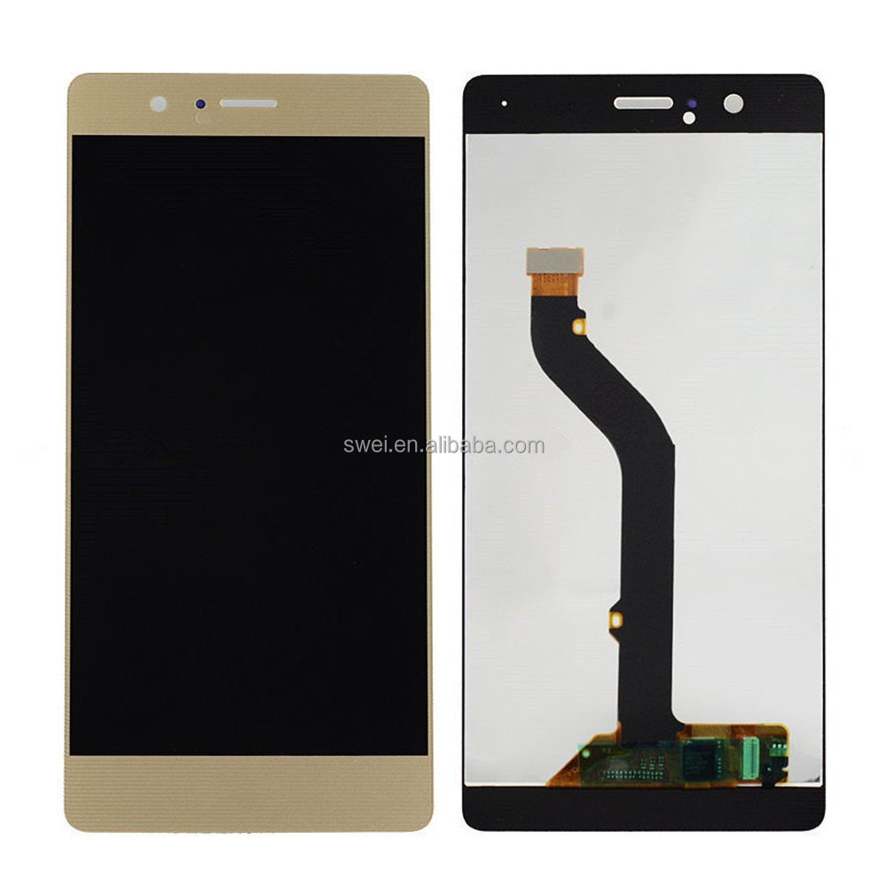OEM P9 LCD Display Touch Screen Digitizer Assembly for Huawei Ascend P9 LCD and Touch
