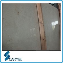 Good quality Chinese beige marble slab price