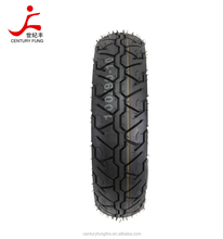 size 100/90-10 motorcycle tyre high quality spare parts for motorcycle
